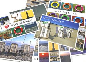 20er Set Postkarten
